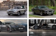 4 Mobil Aston Martin Siap Kawal Aksi James Bond: No Time to Die - JPNN.com