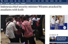 Media Asing Beramai-ramai Beritakan Pak Wiranto Ditusuk - JPNN.com