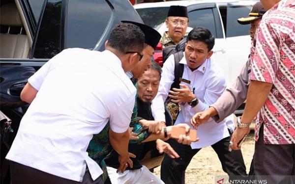 Tragedi Wiranto Ditusuk Jadi Trending Topic di Media Sosial - JPNN.com