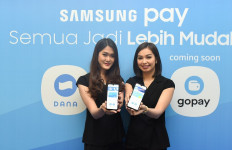 Resmi Dirilis, Aplikasi Samsung Pay Gandeng Dana dan GoPay - JPNN.com