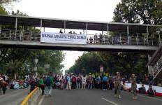 Menurut Informasi, 10 Ribu Orang Bakal Unjuk Rasa di Depan Istana Hari Ini - JPNN.com