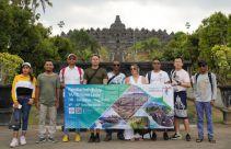 Candi Borobudur dan Desa Candirejo Bikin Famtrip Timor Leste Happy Ending - JPNN.com