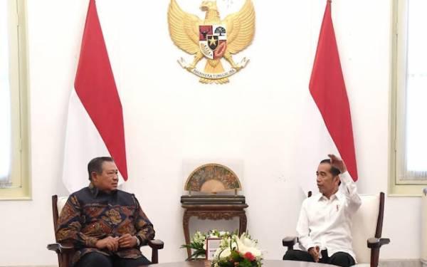 Presiden Jokowi dan Pak SBY Bertemu Lagi, Mulai Bahas Kursi Menteri - JPNN.com