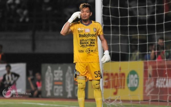 Tekad Besar Kiper Bali United Wawan Hendrawan untuk Timnas Indonesia - JPNN.com