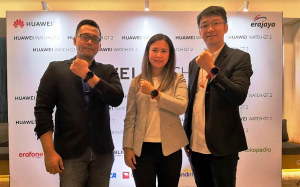 Intip Spesifikasi dan Harga Huawei Watch GT 2 di Indonesia - JPNN.com