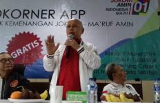 Wiranto Ditusuk, Ketua Umum ReJo: Tidak Ada Ruang Bagi Teroris - JPNN.com