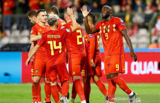 Telan San Marino 9-0, Belgia jadi Tim Pertama Lolos Piala Eropa 2020 - JPNN.com