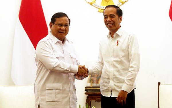 Analisis Kang Ujang soal Jumlah Kursi Menteri Gerindra di Kabinet Jokowi - JPNN.com