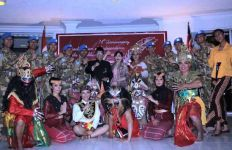 Penampilan Prajurit TNI Penjaga Perdamaian PBB Bikin Pak Dubes Bangga - JPNN.com