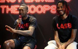 Dua Dunker Amerika Akan Meriahkan Final LA Streetball 2019