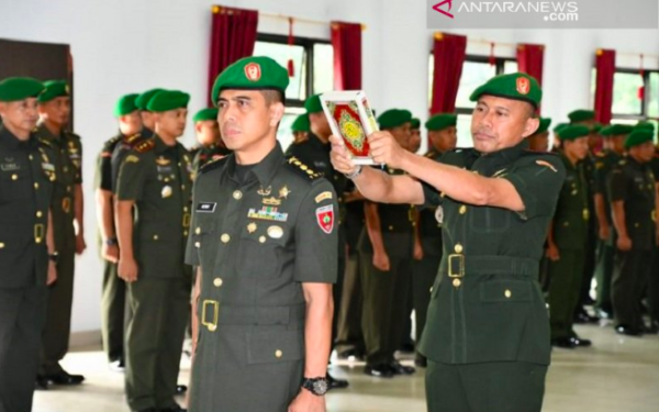Dandim Kolonel Hendi Pasrah Dicopot Jabatan karena Istri Sindir Kasus Wiranto - JPNN.com