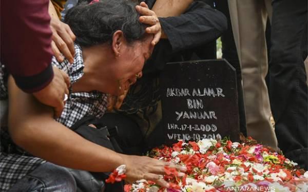 Akbar Alamsyah, Dari Diamankan Sampai Dimakamkan - JPNN.com