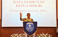 Bamsoet: Terapkan Nilai-Nilai Luhur Pancasila Dalam Kehidupan Sehari-Hari - JPNN.com