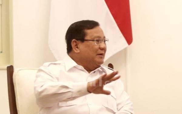 Kang Ujang Yakin Prabowo jadi Menhan, Begini Penjelasannya - JPNN.com