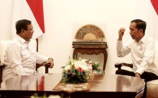 Soal Jatah Menteri di Kabinet Jokowi, Gerindra : Kami Tak Pernah Minta