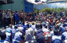 Strategi Satgas Pamtas RI-PNG Mencegah Konflik Antarwarga di Kota Mulia - JPNN.com