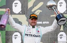 Bottas Menang di F1 GP Jepang, Mercedes Juara Konstruktor 2019 - JPNN.com