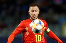 Belgia Berjaya di Kandang Kazakhstan, Ada Umpan Cantik Eden Hazard - JPNN.com