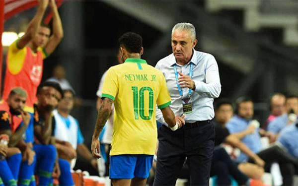 Brasil vs Nigeria Tak Ada yang Menang, Neymar Ketiban Malang - JPNN.com