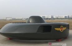 Tiongkok Garap Helikopter Canggih Mirip Piring Terbang - JPNN.com