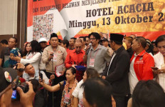Aliansi Relawan Jokowi Usulkan Haidar Alwi Jadi Menteri BUMN - JPNN.com