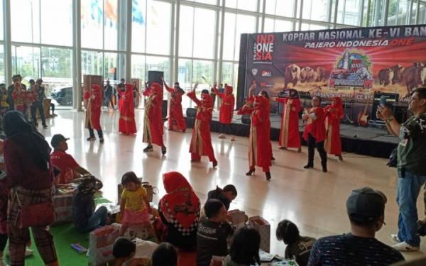 Kopdarnas VI Pajero Indonesia One Sarat dengan Nilai Budaya Daerah - JPNN.com