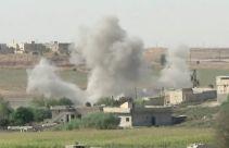 Biadab, Pesawat Tempur Turki Serang Konvoi Warga Sipil dan Jurnalis dii Suriah - JPNN.com