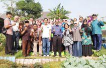 BKP Kementan Bangun Manusia Berkualitas Melalui KRPL - JPNN.com