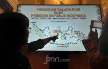 Presiden Jokowi Resmikan Operasional Palapa Ring di Istana - JPNN.com