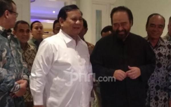 PKS Tanggapi Safari Politik Prabowo ke Pimpinan Partai Koalisi Jokowi-Ma'ruf. - JPNN.com