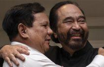Sebelum Gerindra dan Nasdem Lahir Prabowo dan Paloh Sudah Bersahabat - JPNN.com
