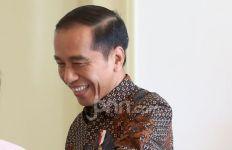 Jawaban Jokowi saat Ditanya Peluang Gerindra dan Demokrat Masuk Kabinet - JPNN.com