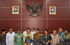 Rapat Gabungan Pimpinan MPR RI Sepakati Jadwal Baru Pelantikan Presiden - JPNN.com