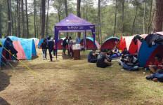 JMC Larut dalam Kehangatan Ride n Camp MAXI Yamaha Day Tahun di Cikole - JPNN.com