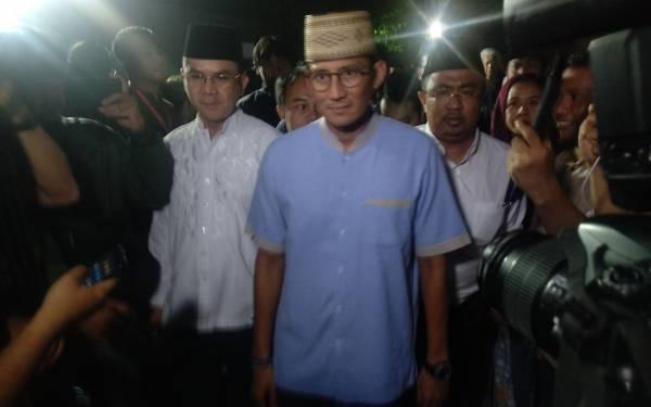 Ketua MPR: Kehadiran Sandiaga Saat Pelantikan Jokowi Sangat Penting - JPNN.com