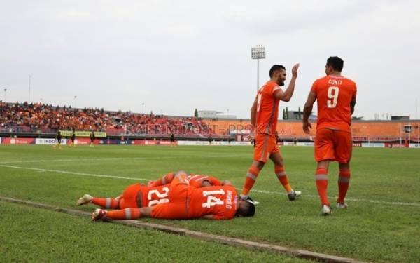 Tampil Trengginas, Borneo FC Bantai Bali United Enam Gol Tanpa Balas - JPNN.com
