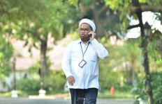 Ali Ngabalin Unggah Logo Front Persatuan Islam, Kalimatnya Tajam Sekali - JPNN.com