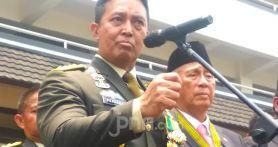Catat, Sudah 7 Anak Buah Jenderal Andika Kena Hukuman Gegara Komentar soal Pak Wiranto