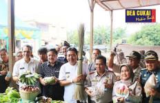 Bea Cukai dan Karantina Pertanian Lepas Ekspor Komoditas Pertanian - JPNN.com