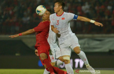 Timnas Indonesia Babak Belur Lawan Vietnam - JPNN.com