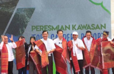 Luhut: Presiden Jokowi Ingin Rumah Adat di Kawasan Danau Toba Dikembalikan Seperti Aslinya - JPNN.com