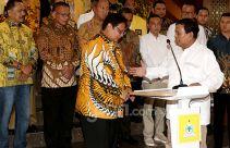 Begini Jawaban Santai Prabowo Saat Disinggung Tujuan Safari Politik - JPNN.com