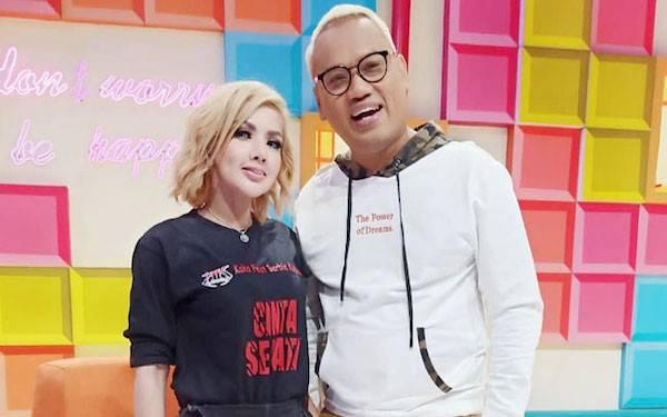 Penjelasan Uya Kuya Sering Bikin Video Bareng Barbie Kumalasari - JPNN.com