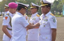 Laksamana Pertama TNI Ahmad Heri Purwono Resmi Pimpin Kolinlamil - JPNN.com