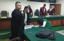 Divonis 15 Bulan Penjara, Nur Safitri Pasrah - JPNN.com