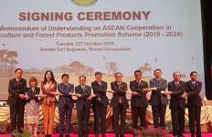 Mentan Tegaskan Komitmen Indonesia untuk Pangan ASEAN - JPNN.com