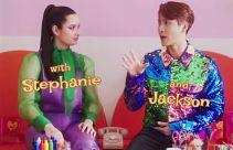Lebih Seru, Stephanie Poetri Berkolaborasi dengan Bintang K-Pop - JPNN.com