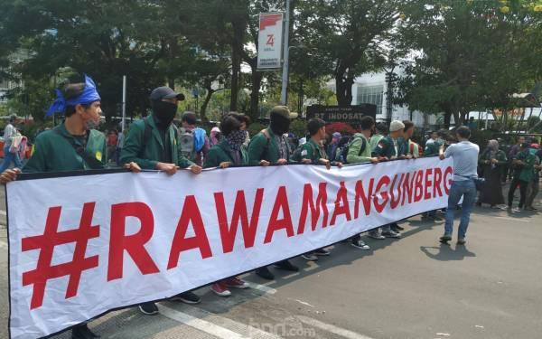 BEM SI: Pak Jokowi, Tuntaskan Perppu KPK Sekarang - JPNN.com