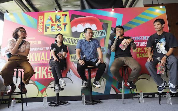20 Pegiat Seni Akan Beradu Kreativitas di Super Art Fest 2019 - JPNN.com