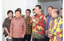 Pimpinan MPR Dapat Jamuan Nasi Goreng dan Lontong Sayur di Rumah Pak JK - JPNN.com
